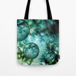 Mystery Worlds Tote Bag