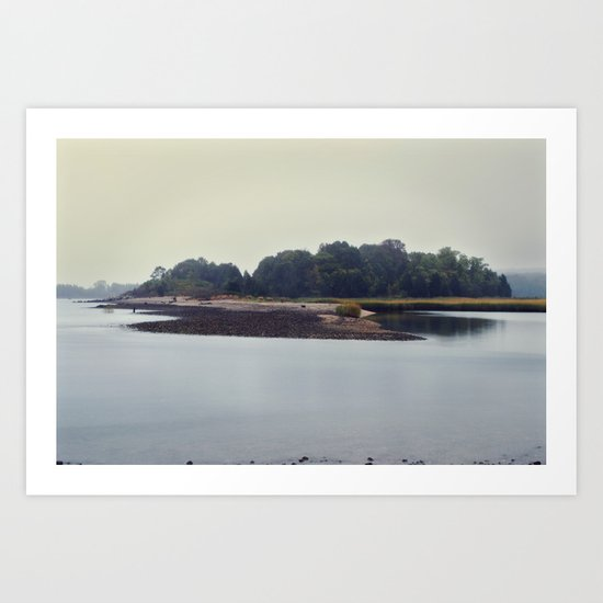 Bissel Cove | Peace Art Print
