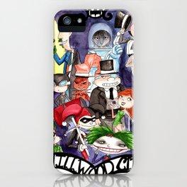 Hillwood City iPhone Case