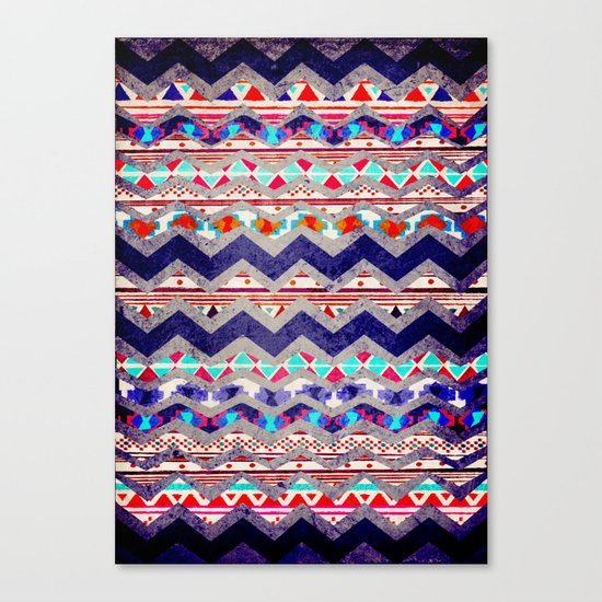 TRIBAL MIND Canvas Print