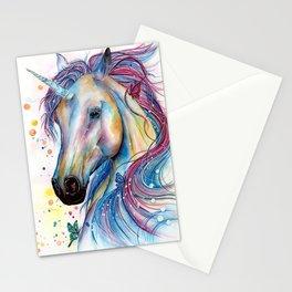 Whimsical Unicorn Stationery Cards