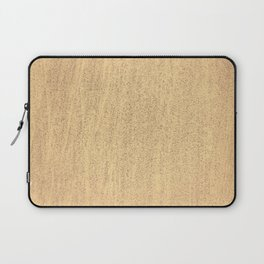 The Sand (Color) Laptop Sleeve