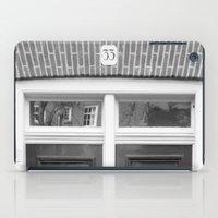 door iPad Cases featuring door by habish