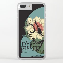 Serenity Within Clear iPhone Case