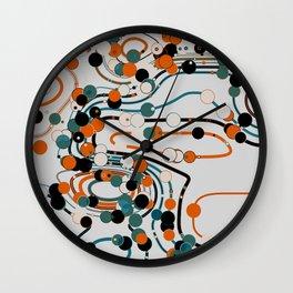 dots/lines5 Wall Clock