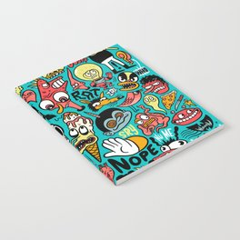 2019 New Year Pattern Notebook