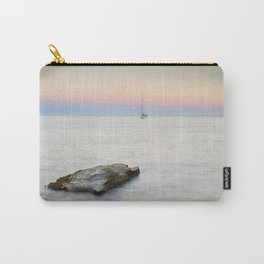 """""""SuperMoon At Plomo Beach"""" Carry-All Pouch"""