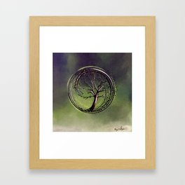 Insurgent | Painting Framed Art Print