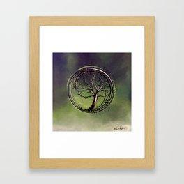 Insurgent | Painting Framed Art Print