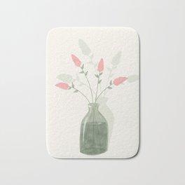 Simple Botany Bath Mat