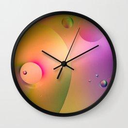 dream for tomorrow Wall Clock