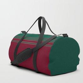 Christmas combo pattern Duffle Bag