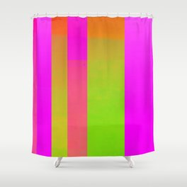 emote gee too Shower Curtain