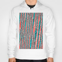 community Hoodies featuring Gated Community by RingWaveArt