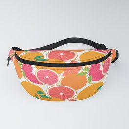 Grapefruit Harvest Fanny Pack