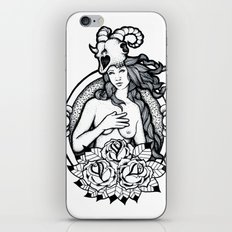 A Passing Glance iPhone & iPod Skin
