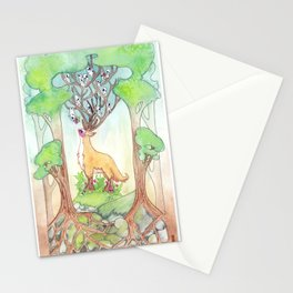 A Flower for Life and Death Stationery Cards