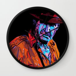 Funky Jones Wall Clock