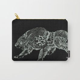 Armoured  Big Cat Carry-All Pouch