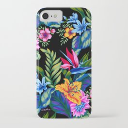 Jungle Vibe iPhone Case