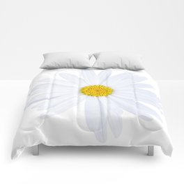 Sunshine daisy Comforters