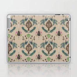 flounder  fish vintage dream Laptop & iPad Skin