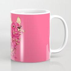 Dd - Dragon Dog // Half Dog, Half Dragon Fruit Mug