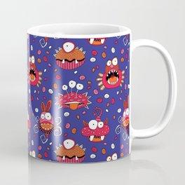Monster Mash Purple Coffee Mug