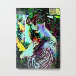Proserpina Metal Print