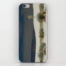 Desert Beauty iPhone Skin