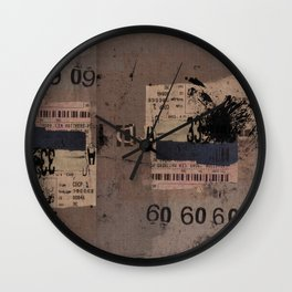 outlaws #4 Wall Clock