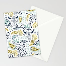 Bohemian Rhapsody White Stationery Cards
