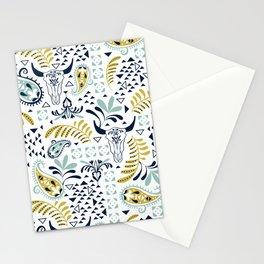 Bohemian Rhapsody White Stationery Cards