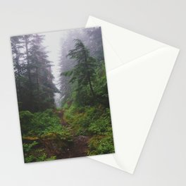 Snoqualmie Pass - Pacific Crest Trail, Washington Stationery Cards