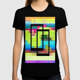 Time and Place T-shirt