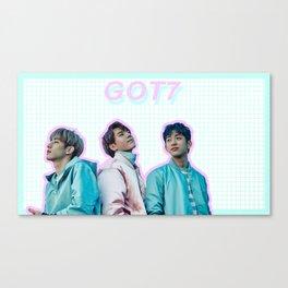 GOT7 Canvas Print