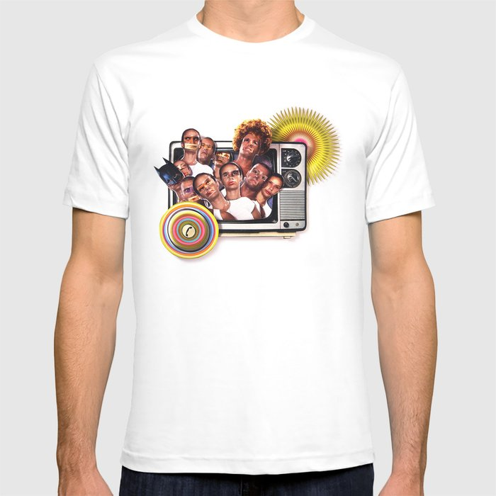 Cannon fodder | Collage T-shirt