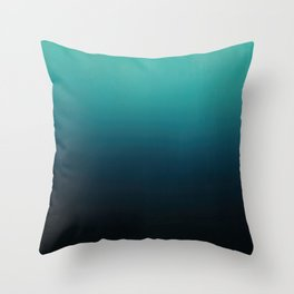 Underwater Throw Pillow