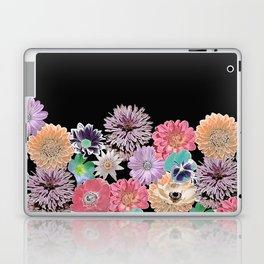 Pink Rose Floral Laptop & iPad Skin