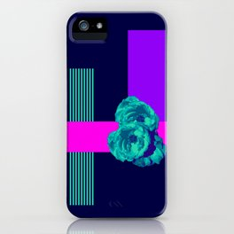 Neon Roses #society6 #roses iPhone Case
