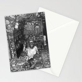 Malaysian Mamak Bread Shop - Kepala Batas, Pulau Pinang / Penang, Malaysia. Stationery Cards