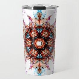Snowcrystal 1 Travel Mug