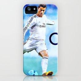 Cristiano Ronaldo Juventus iPhone Case