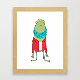 Harry Phibs Framed Art Print