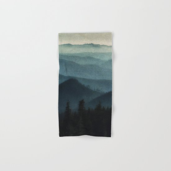 Foothills Hand & Bath Towel