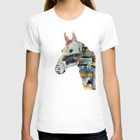 mod T-shirts featuring the mod horse by bri.buckley
