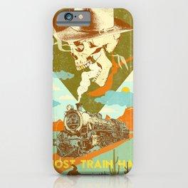 GHOST TRAIN HAZE iPhone Case