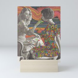 Healer Mini Art Print