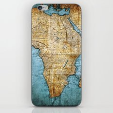 Africa  iPhone & iPod Skin