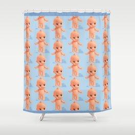 KewtiePie Shower Curtain